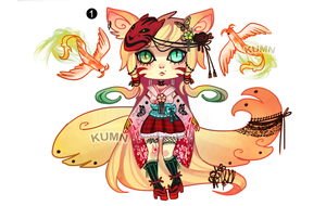 Adopt Auction (Points/Paypal) CLOSED by KuAdopts