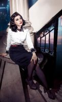 Elizabeth - Burial at Sea by SandySuicide