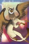 I caved in and made a griffin by SabreBash