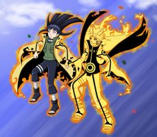 NaruHina: I'll never let go of that hand by ArisuAmyFan