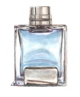 Perfume {Watercolor} by Complicada