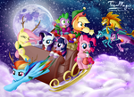 Happy Heart's Warming Eve 2014 by teammagix