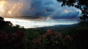 Costa Rica by redxpoison