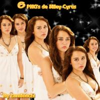 Miley Cyrus Pack PNG by Camilonchi