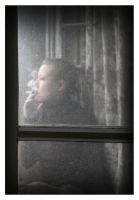 smoke behind glass by brandybuck