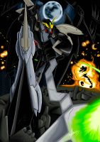 Deathscythe Hell Custom by aLLmanXD