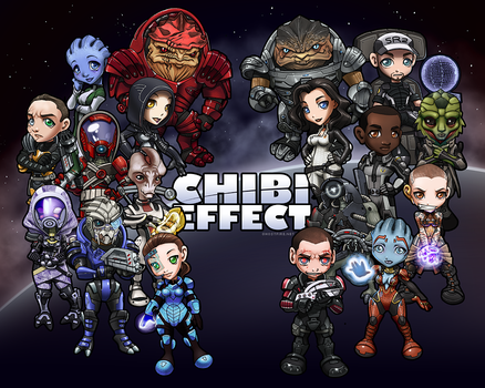 Chibi Effect by ghostfire