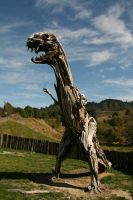 T REX by sofarsohappy