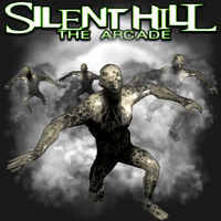 Silent Hill The Arcade Windows 8 Tile Icon by POOTERMAN