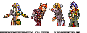 CFC - RO Fans Sprites No. 23 by trevmun