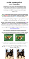 Mixed Breed OC Guide by Black-Tiger-of-Evil