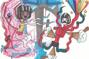 Transformers acid trip 2 by TheStarkster