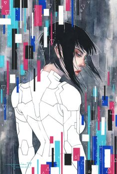 Ghost In The Shell by kelogsloops