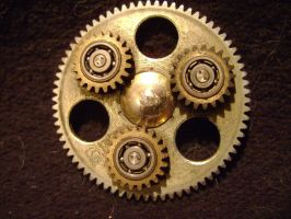 Cogwheel 16 by Panopticon-Stock