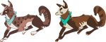 dumb doge adopts -- 2/2 open by b-r-e-e-z-e-y