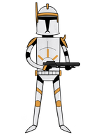 Commander Cody by LMead