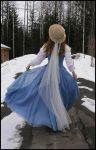 Bluebell Dress III by Eirian-stock