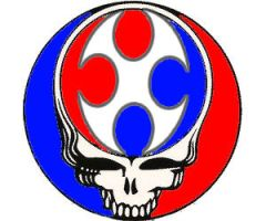 I love Grateful dead by Axile1985