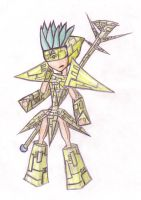 Childhood Drawing -Dreadnaught by s1eight