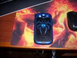 Dimir Phone case by Ozzlander