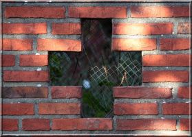 Life behind Cross Wall by Jenvanw
