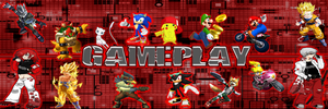 GamePlay Logo Oficial by DJIvan23