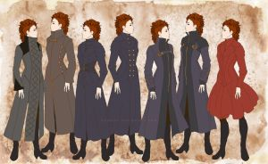 Need a steampunk coat by sophien