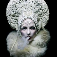 White Mischief (headpiece) by AgnieszkaOsipa