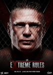 Extreme Rules 2013 Poster by BiggertMedia