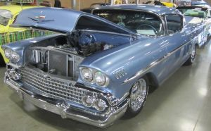 58 Chevy Impala by zypherion