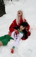 Inuyasha cosplay by Mcosplay