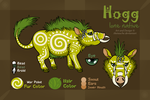 Hogg Reference Sheet by thetauche