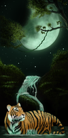 In the Moonlight by ExquisiteGraceDesign