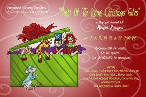 Night of the Living Christmas Toys by Captain-Savvy