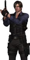 Leon Scott Kennedy 01 by candycanecroft