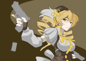 Mami Progress Shot 2 by AutomaticGiraffe