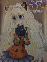 Vocaloid SeeU by Jasmine-Likes-Food