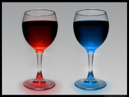 Why I Chose the Red... by dra-art