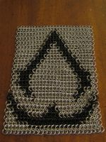 Assassin's Creed Inlay by WarriorofDestiny