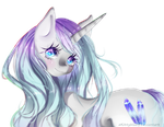 MLP OC   Icy Crystal by xKittyblue