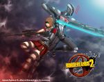 Gaige x Zer0 - Borderlands 2 by MALPart