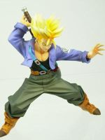 posing trunks figure by dbzfigurecollector