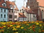 Riga's Old Town View by Pyrgus