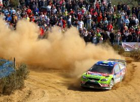 WRC Rally de Portugal 2009 6 by Skip-Tracer