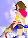 +_+ Yuna Coloured +_+ by thelionheart