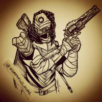 Osiris Hunter by KobOneArt