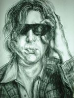 Julian Casablancas by livneeson