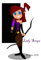 Lady Sonya by wis13
