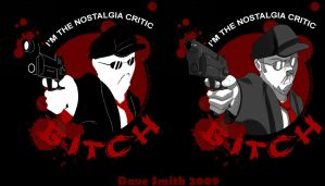 The Nostalgia Critic by SupaCrikeyDave