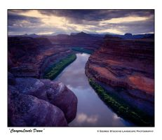 'Canyonlands Dawn' by gwrhino